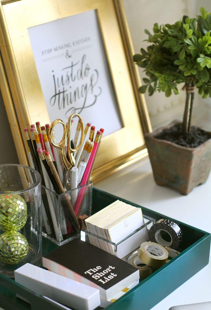 Essentials For A Home Office The