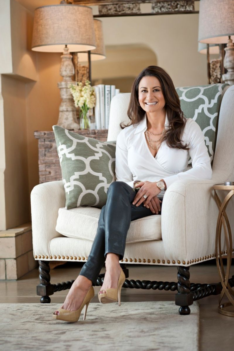 Interior Designer Jennifer Adams Of Jennifer Adams Worldwide Inc The Everygirl