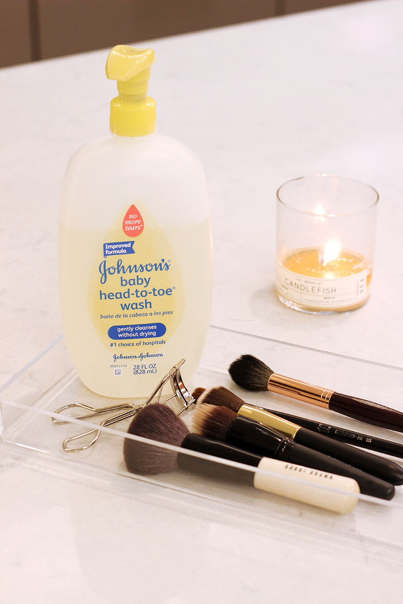 How to Clean Your Makeup Brushes - The