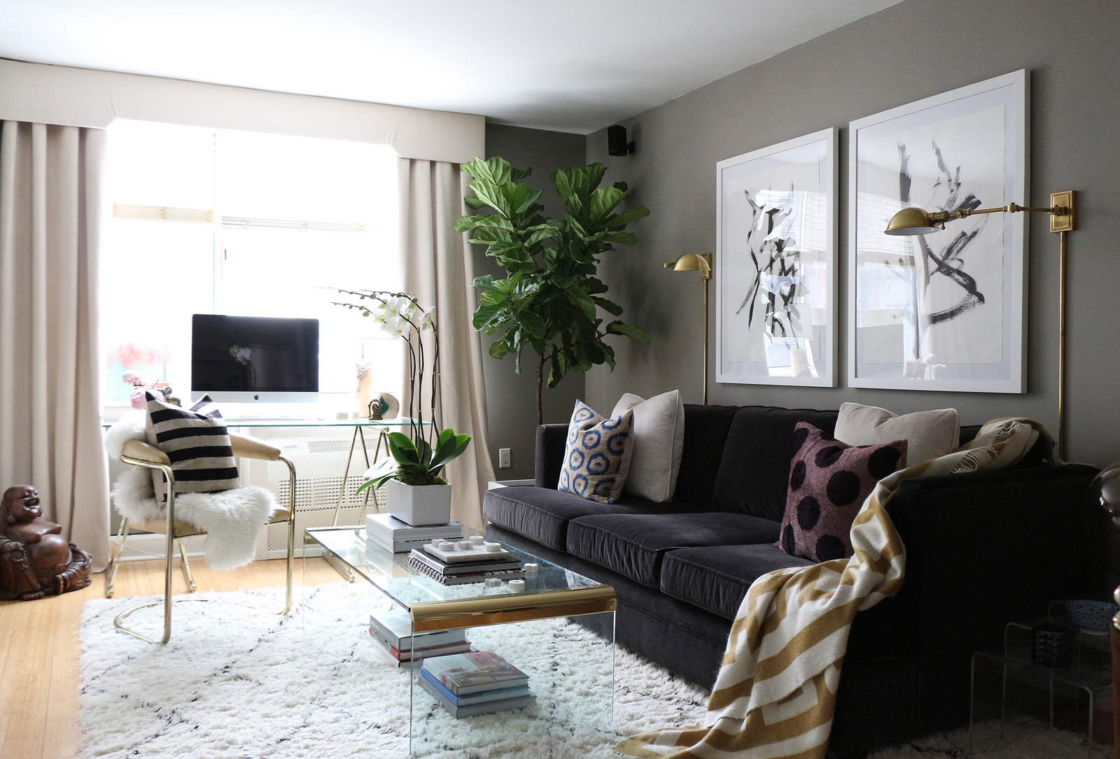 Victoria Solomon S New York City Apartment Tour The Everygirl