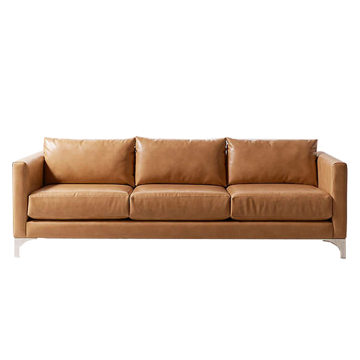 Pleasing The Best Affordable Sofas For Every Budget The Everygirl Pabps2019 Chair Design Images Pabps2019Com