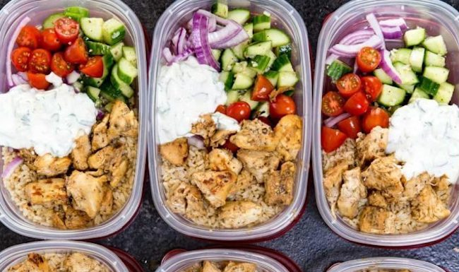 Benefits of healthy lunches: