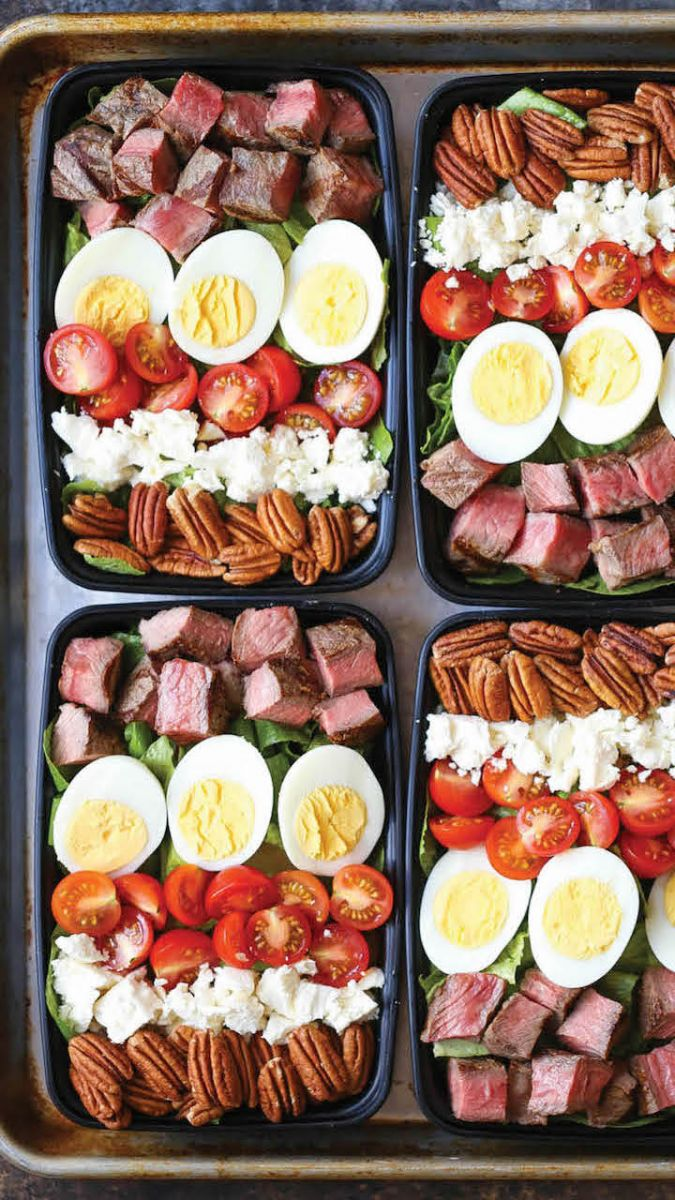 Best Meal Prep Ideas For Work Lunch