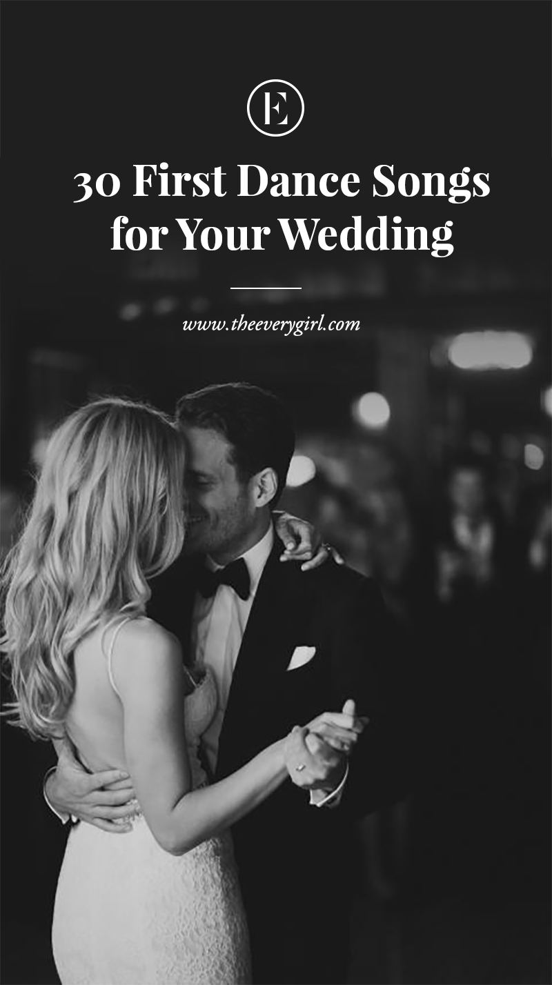 30 First Dance Songs For Your Wedding That Aren T Overdone