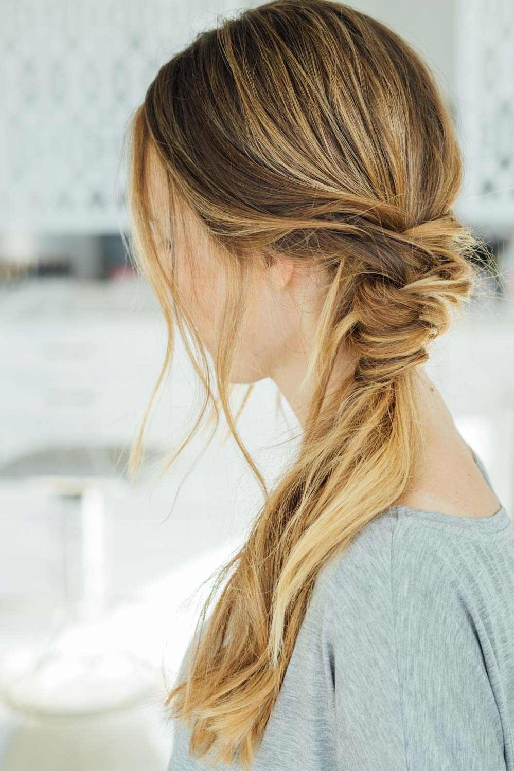 16 Easy Hairstyles For Hot Summer Days The Everygirl