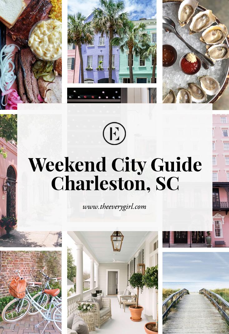 A Weekend City Guide To Charleston South Carolina The Everygirl South carolina democratic presidential primary. a weekend city guide to charleston
