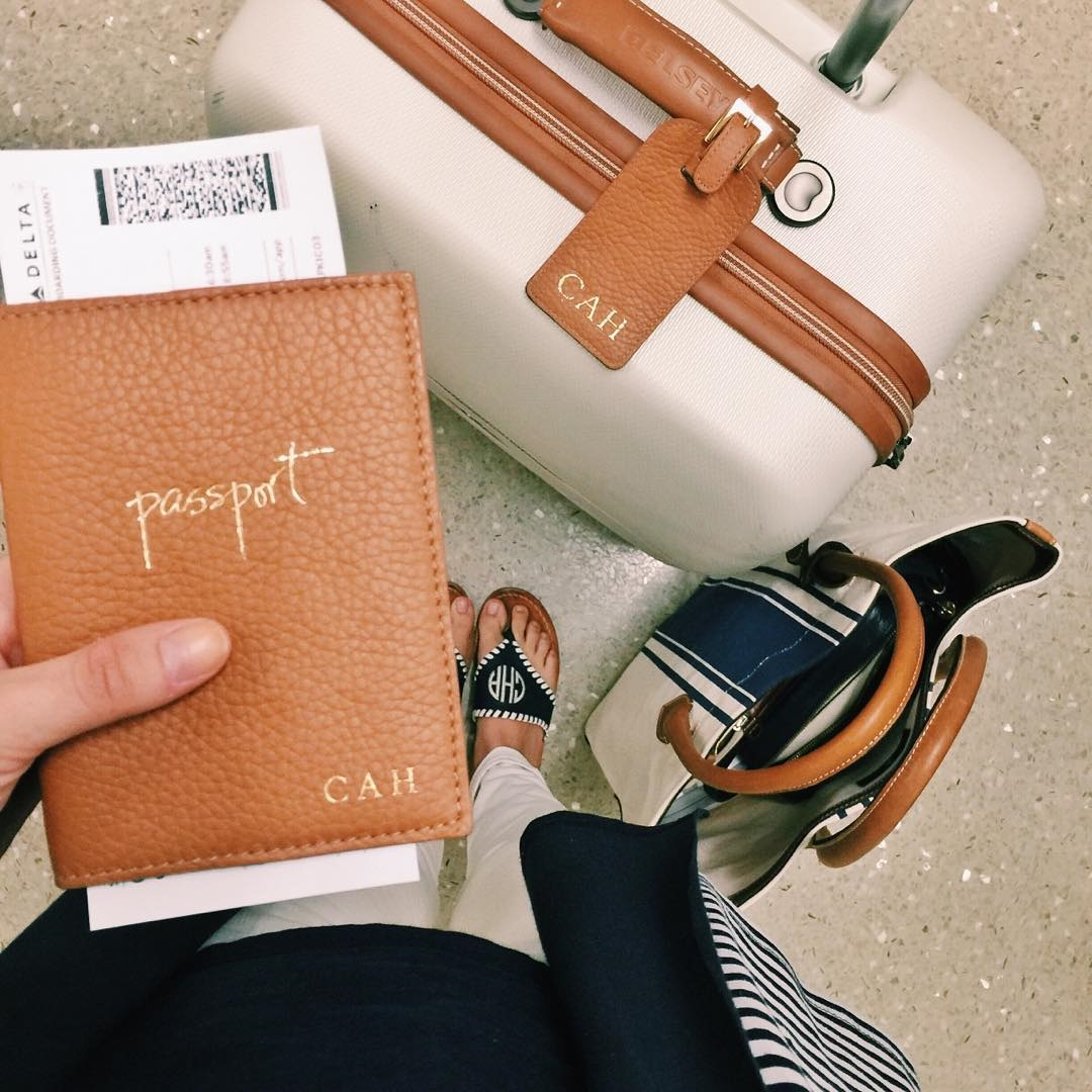 8 Travel Accessories To Up Your Airport Style The Everygirl