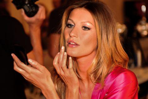 Supermodel Gisele Bundchen