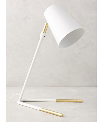 30 Seriously Chic Table Lamps Under 100 The Everygirl
