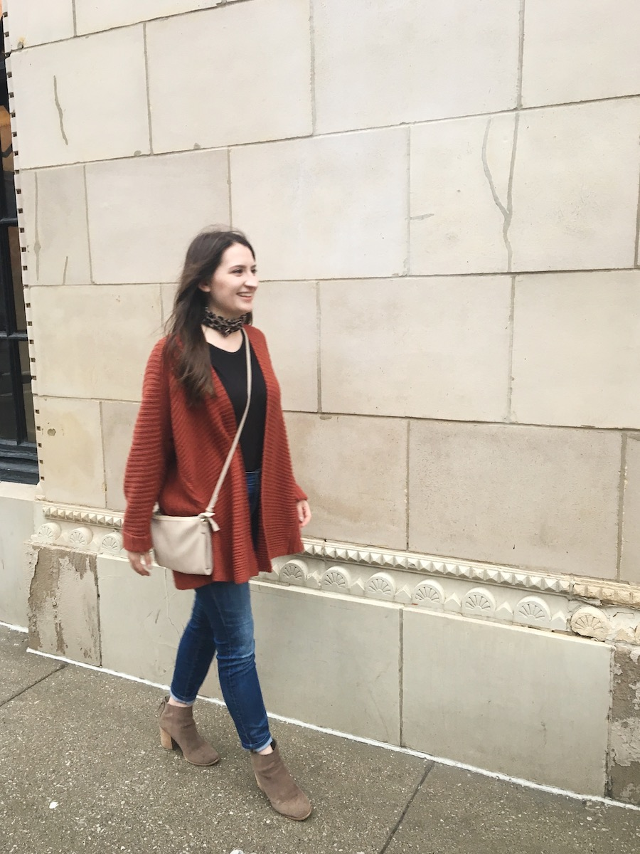 spring outfit inspo booties
