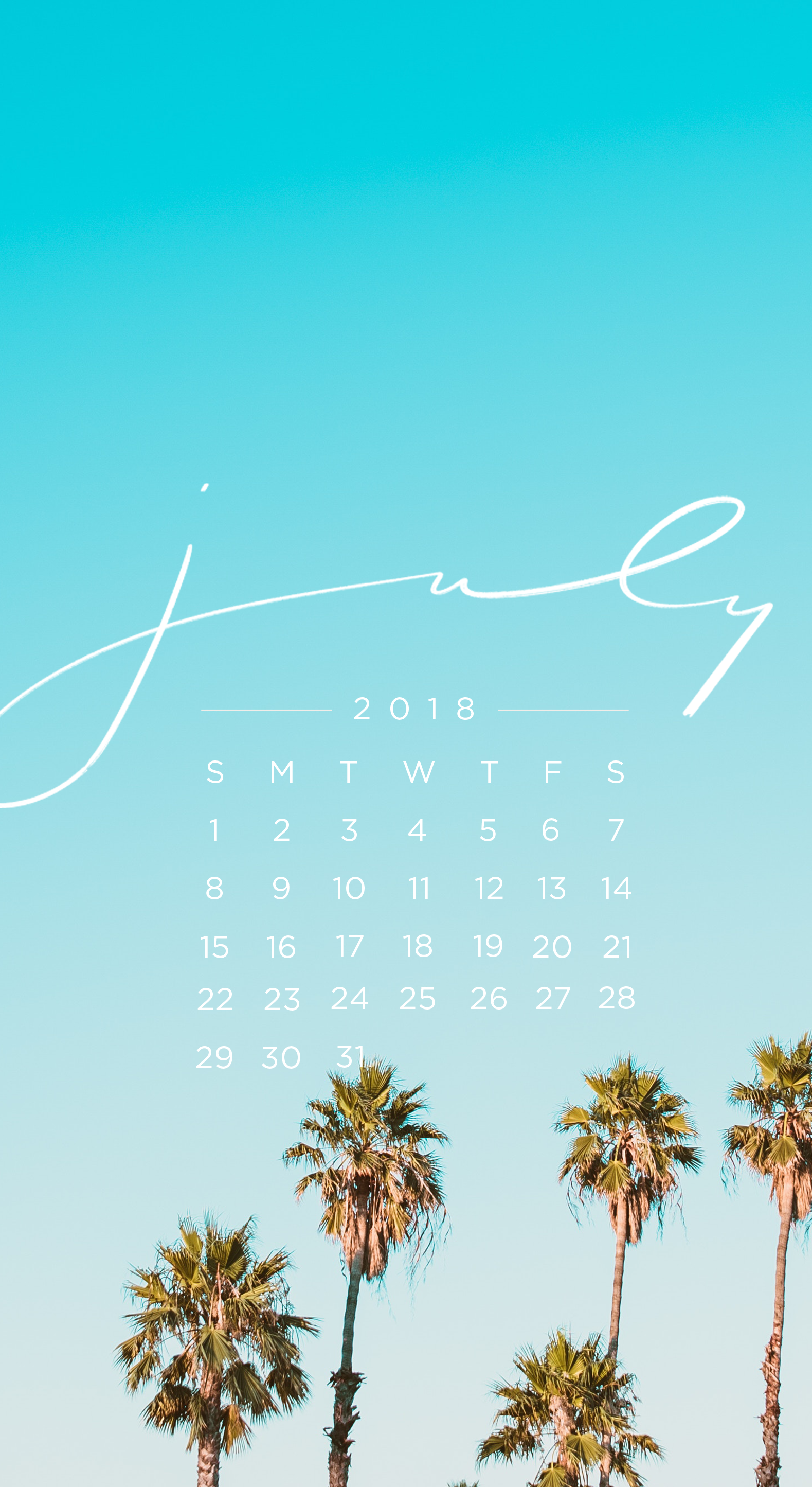Free Downloadable Tech Backgrounds For July 2018 The