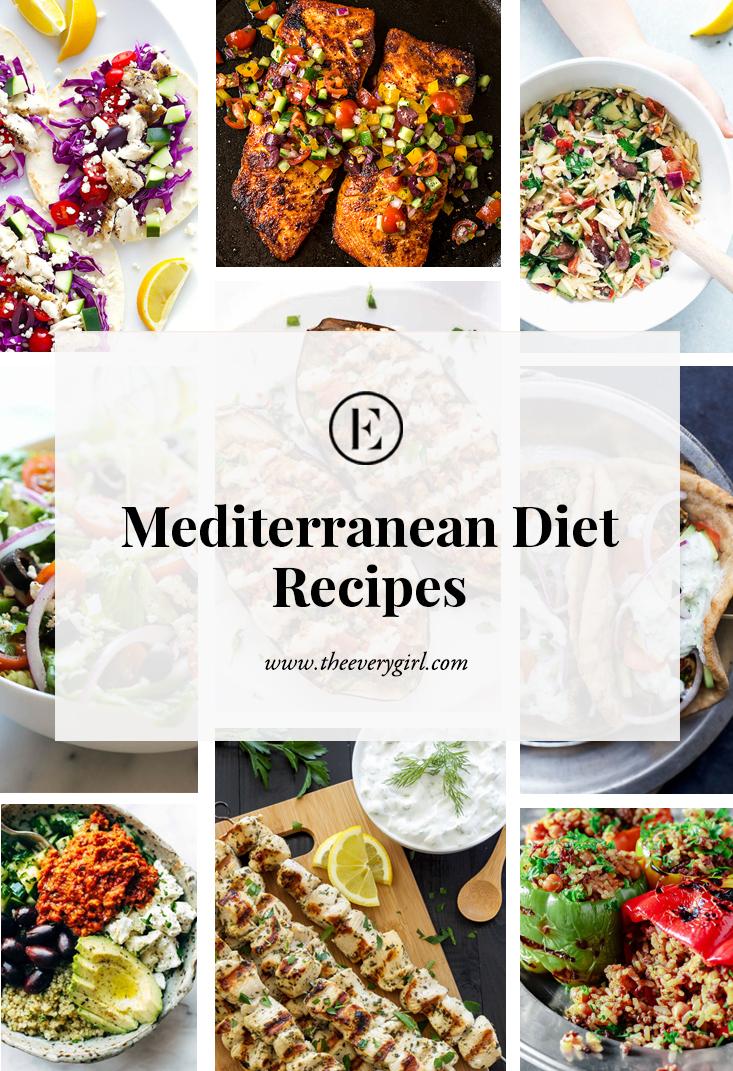mediterranean diet prepared meals