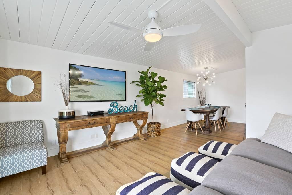 Newport Airbnb rental.