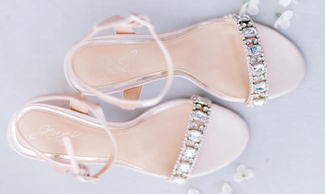 The Best Bridal Shoes To Wear On Your Wedding Day The Everygirl