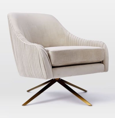 Incredible The Best Accent Chairs For Every Budget The Everygirl Theyellowbook Wood Chair Design Ideas Theyellowbookinfo