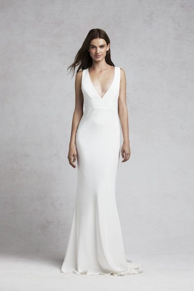20 Perfect Wedding Dresses For The Minimalist Bride The Everygirl,Cocktail Dress For Wedding Guest Plus Size
