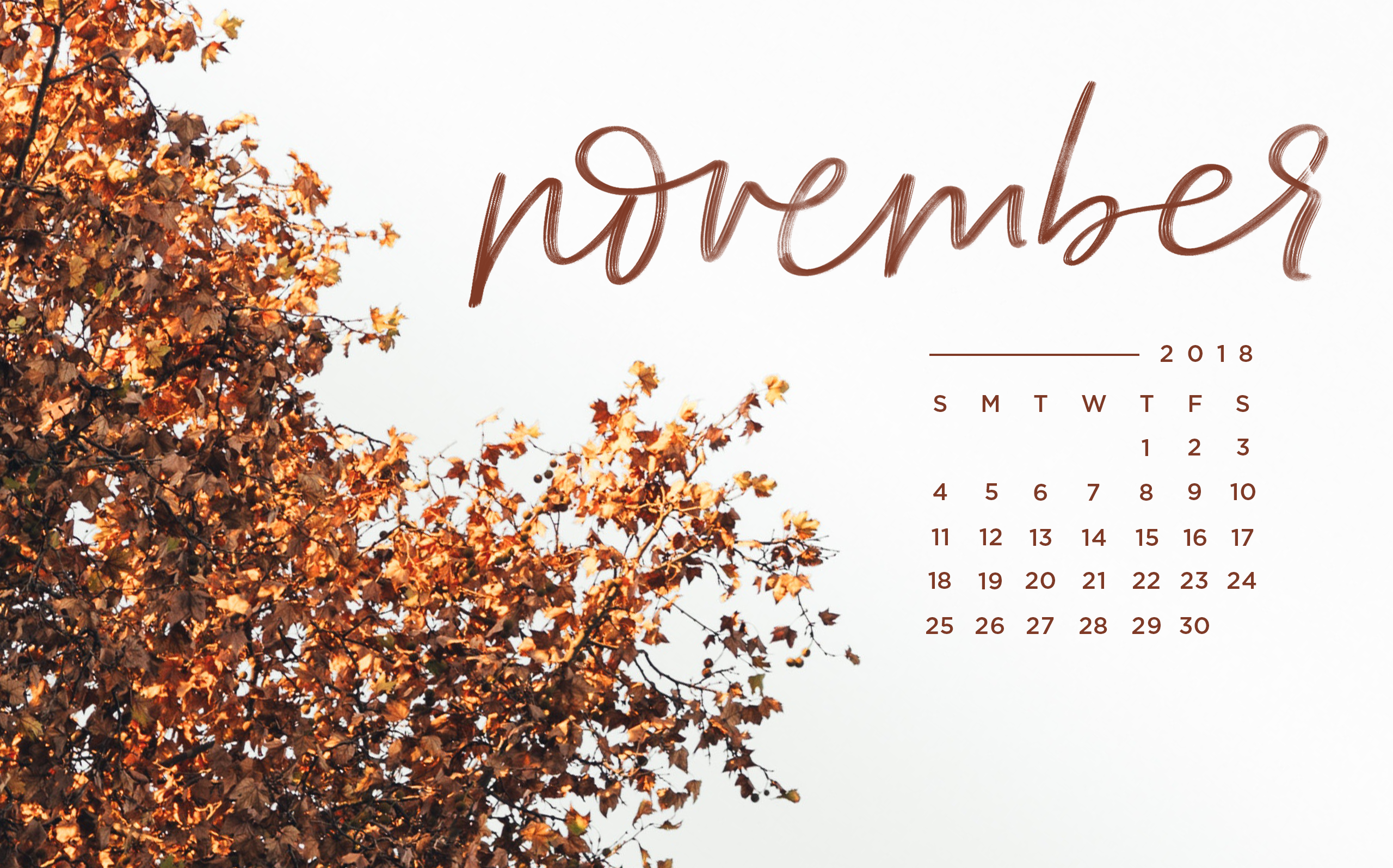Free Downloadable Tech Backgrounds For November 2018 The