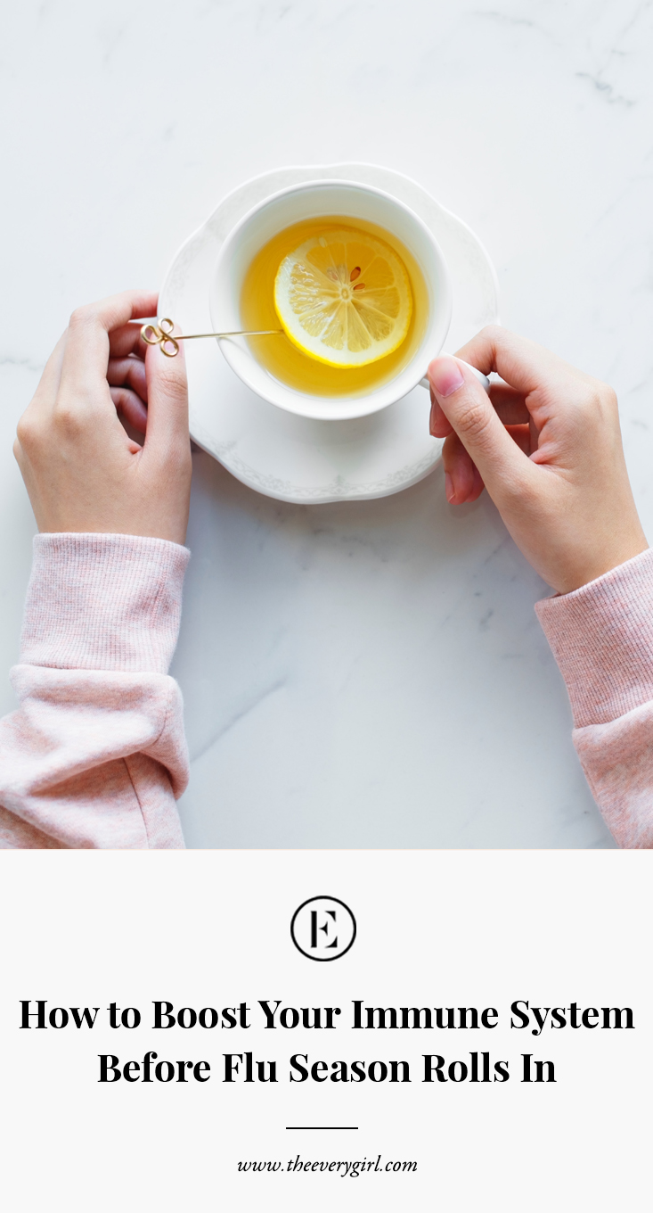 How to Boost Your Immune System Before Flu Season Rolls In | The Everygirl