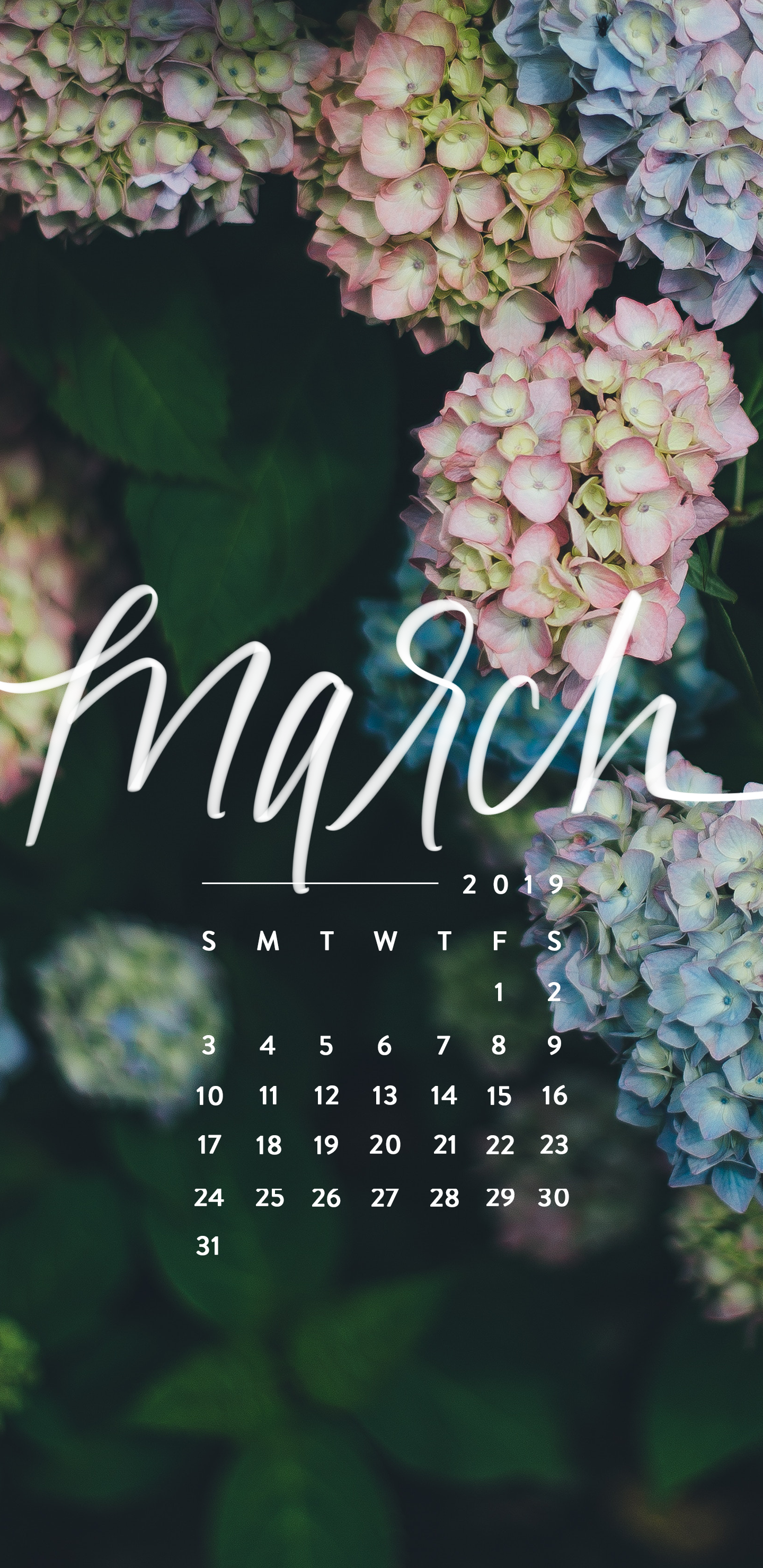 Free Downloadable Tech Backgrounds For March 2019 The Everygirl