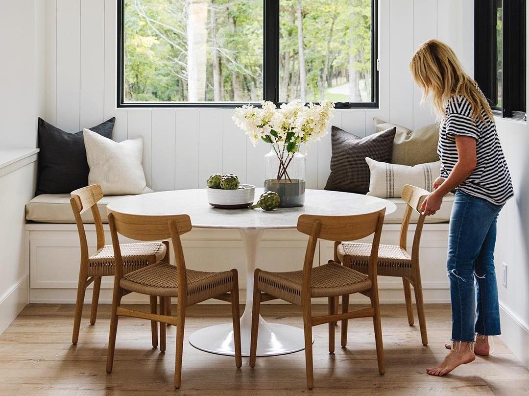 How To Mix Furniture Styles The Right Way The Everygirl