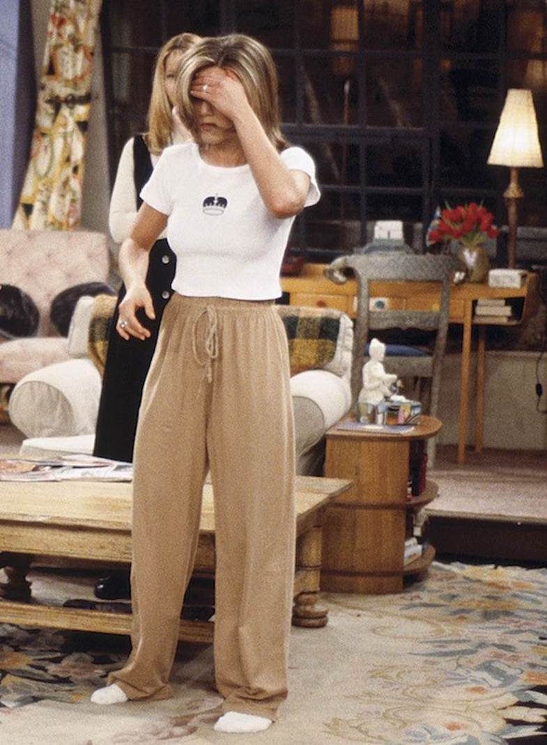 The Fashion Trends Rachel Green Would Wear In 2019 The Everygirl