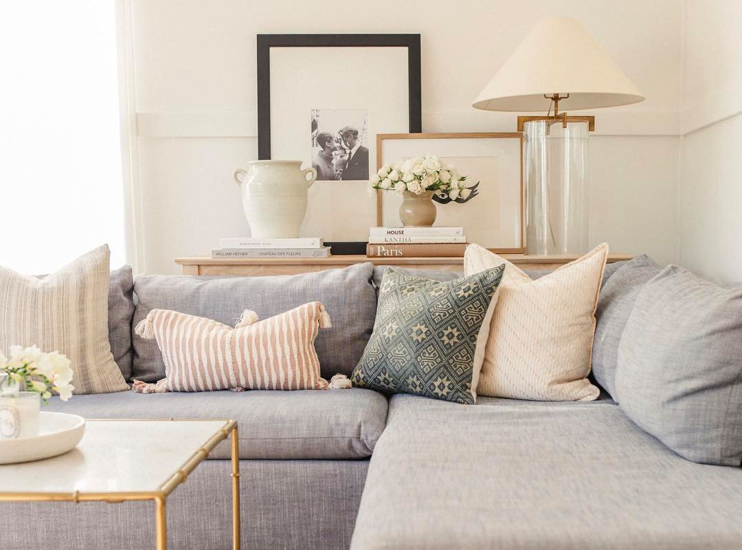 The Best Affordable Sectionals And How To Decorate With Them The Everygirl,Pasta Salad Dressing Recipes With Olive Oil