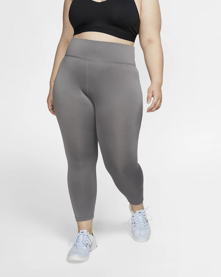 We Ventured To Nike To Try On Their New Plus Size Activewear But This Happened Instead The Everygirl