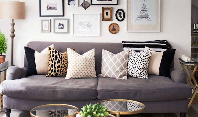 12 Tricks to Use When You\'re Decorating on a Budget | The ...