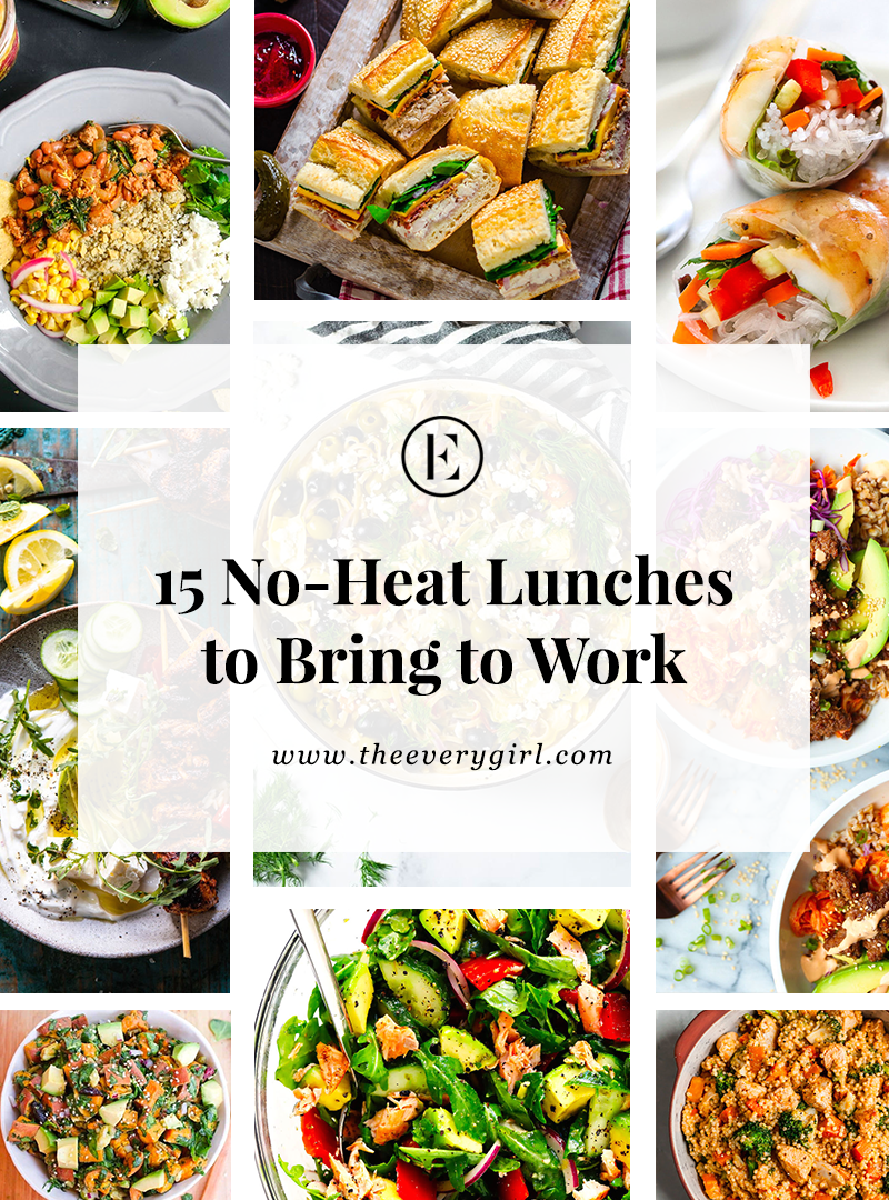 Fresh Meal Prep Ideas For Lunch No Microwave
