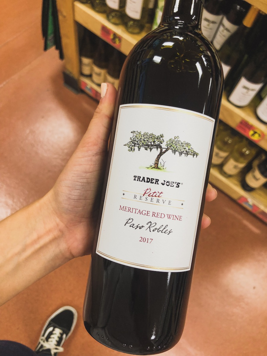 Best Trader Joes Wine 2021 the everygirl trader joes budget wine 11   The Everygirl