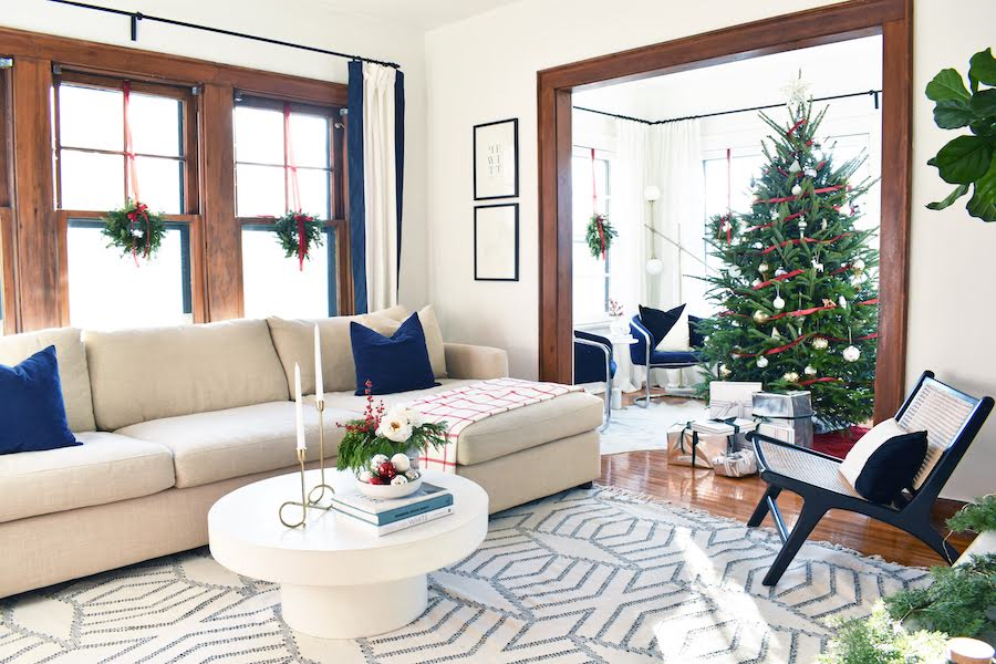 Christmas Tours 2020 Indianapolis Holiday Home Tour: Rebecca Hewitt's Timeless Indianapolis Home