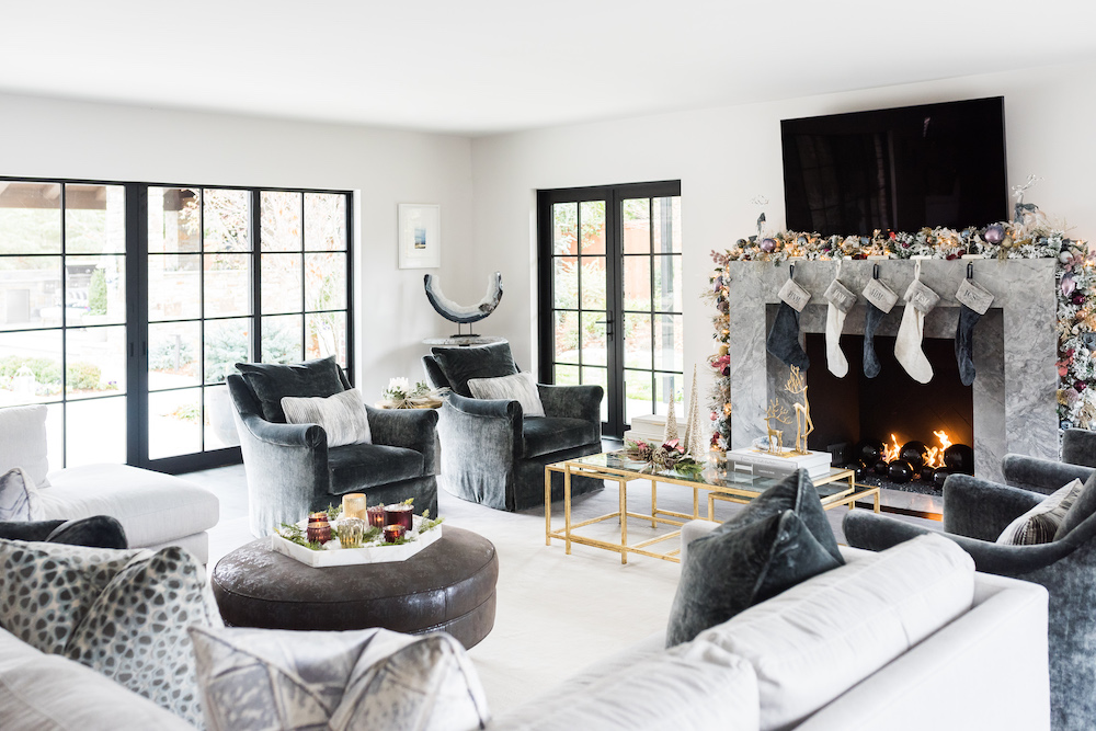 An Interior Designer Shares Tips For Holiday Decorating ...