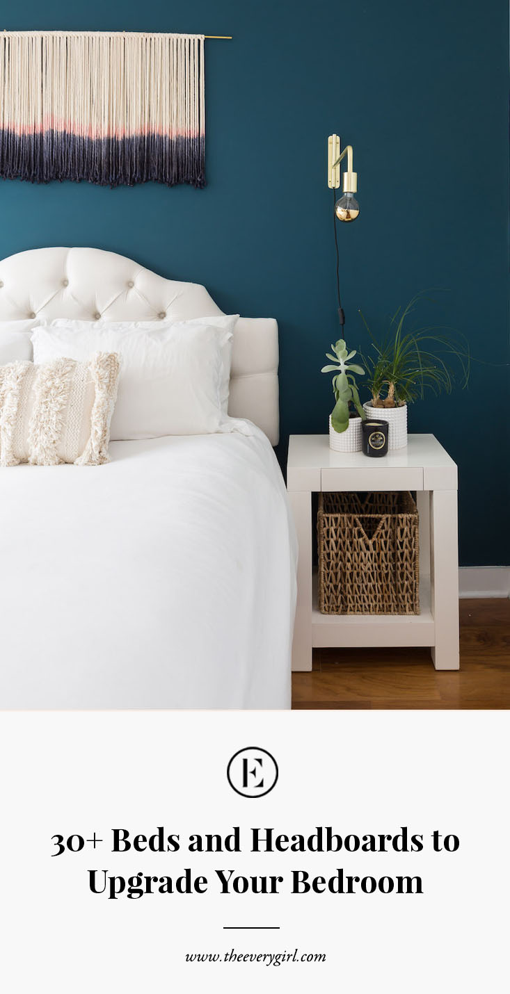 The Best Beds And Headboards To Upgrade Your Bedroom The Everygirl