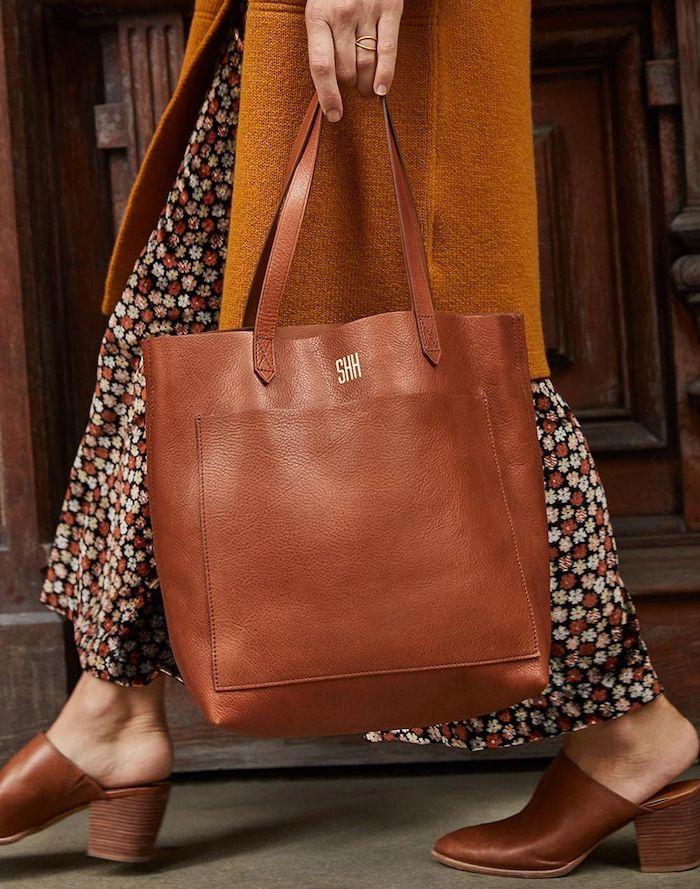 Bag for Work Leather Tote Bag Women/'s gifts Women/'s Fashion Handbags Handmade