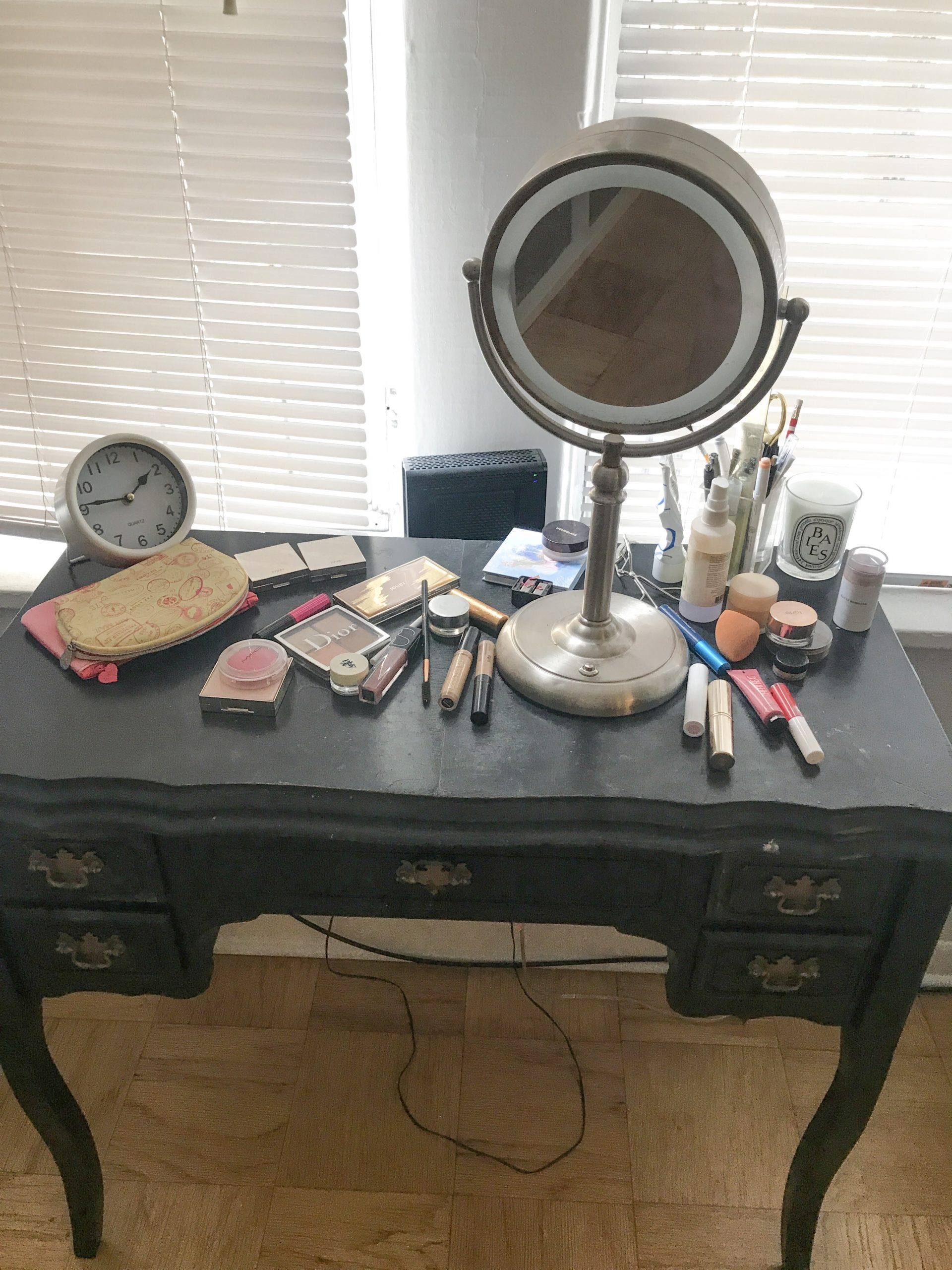 Comment notre rédactrice beauté a organisé son maquillage