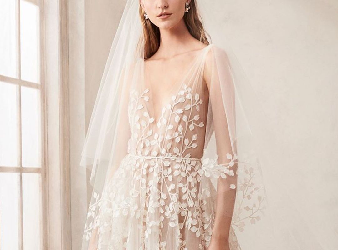 The Biggest Wedding Dress Trends Of 2020 The Everygirl