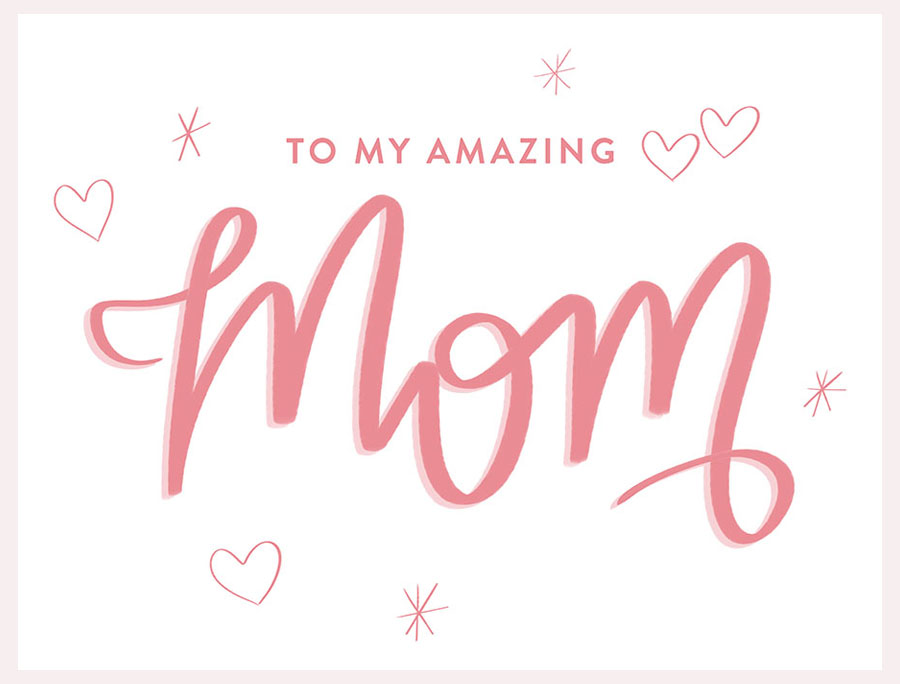 This is an image of Free Printable Mothers Day Cards for Wife for generic