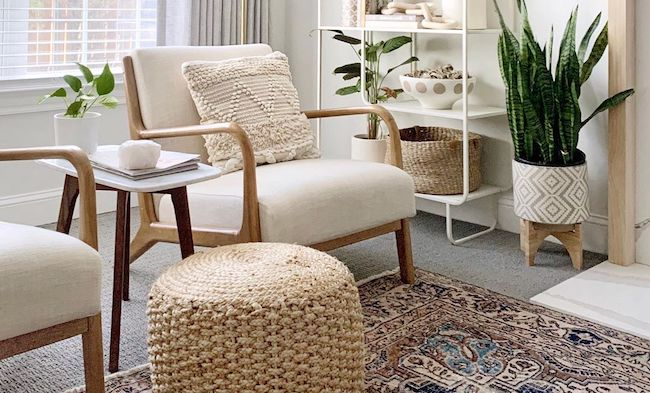 How To Decorate With Rental Carpet The Everygirl
