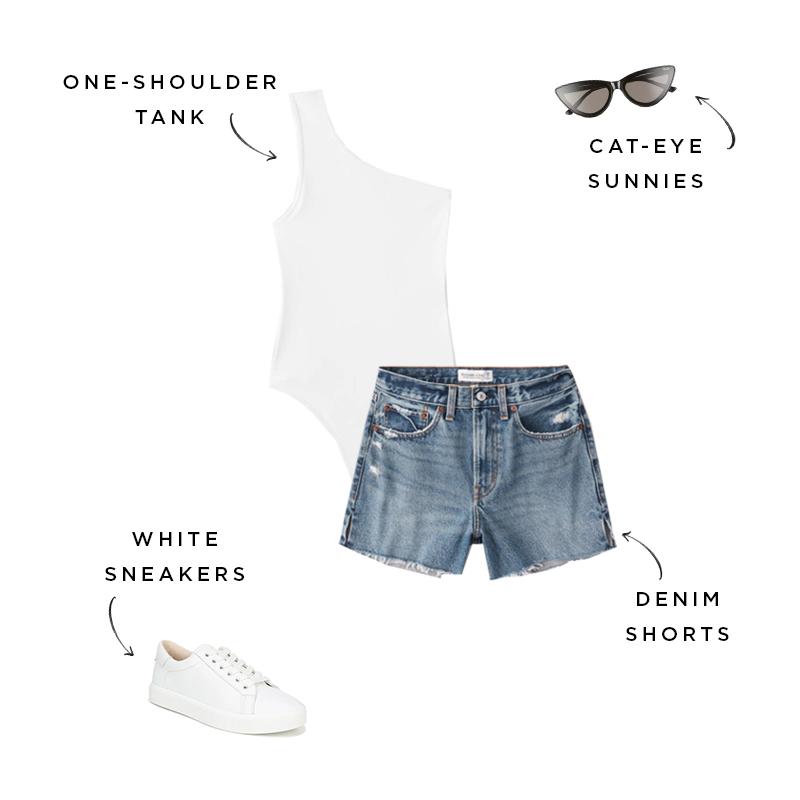 5 formules de tenue faciles à essayer cette semaine
