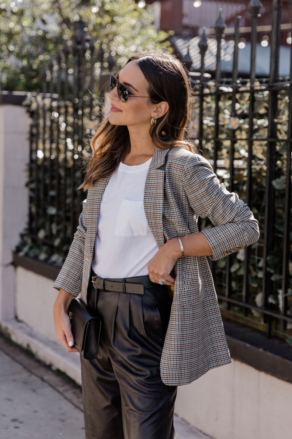 6 Ways to Wear Your Plaid Blazer and Our Favorites to Buy 10