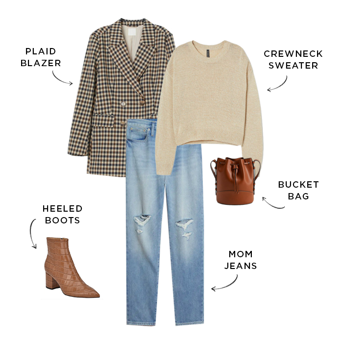 6 Ways to Wear Your Plaid Blazer and Our Favorites to Buy 11