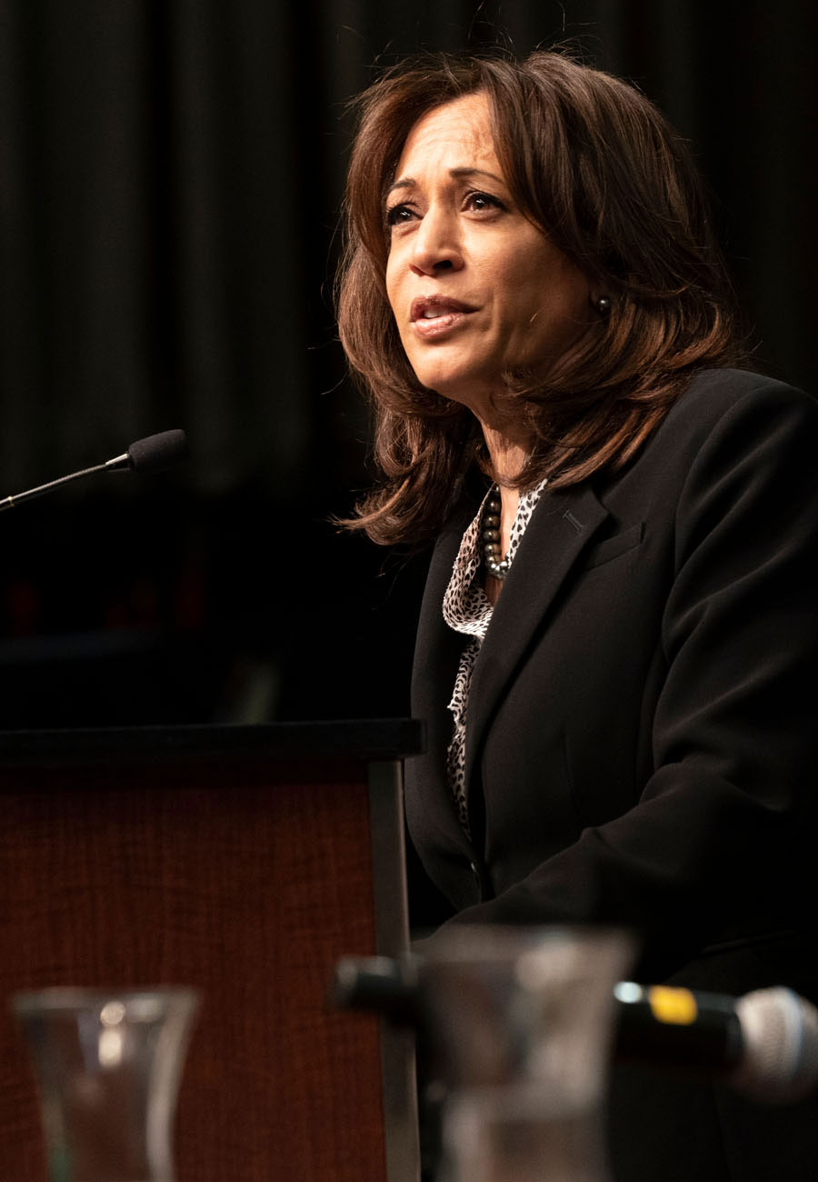 9 Things You Should Know About Kamala Harris The Everygirl