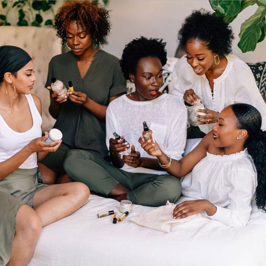 Rencontrez le fondateur de Clean Beauty Site BLK + GRN