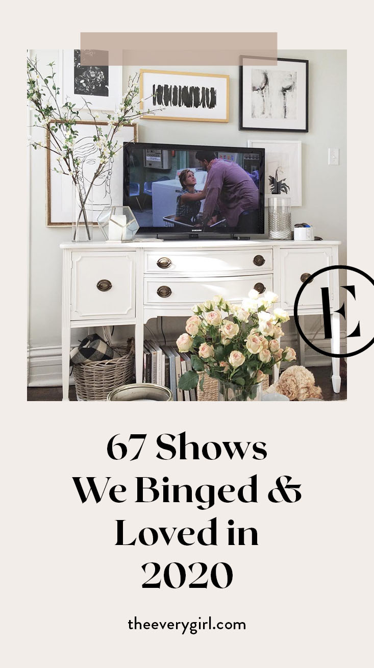 All The Shows We Binged And Loved In 2020 The Everygirl