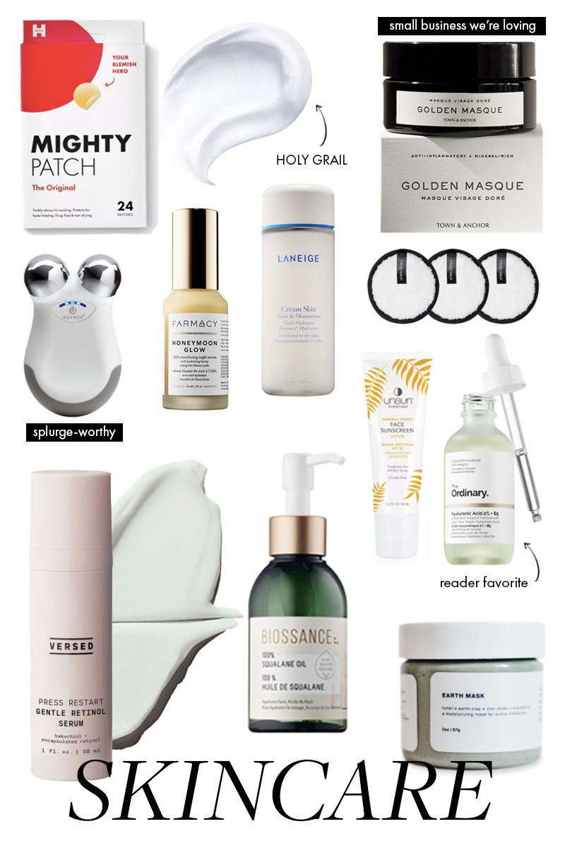 Best in Beauty 2020: Les meilleurs produits pour la peau, les cheveux, le maquillage et le corps de l'année